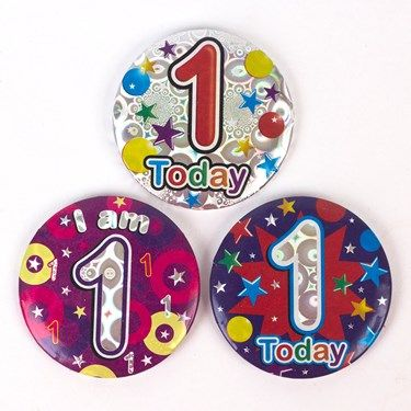 1st Birthday Party Decorations   Card Factory