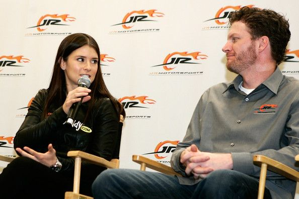 Danica Patrick Photos: Danica Patrick at JR Motorsports, Dec. 17, 2009 day before ARCA Test at Daytona International Speedway
