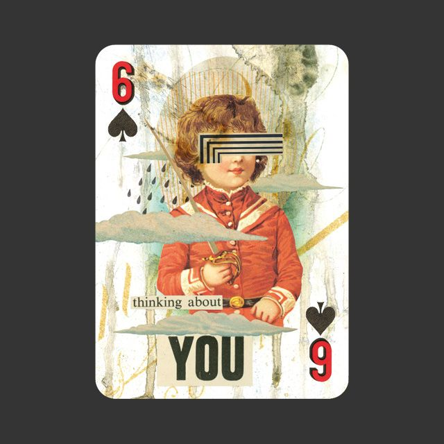 52Aces is a deck consisting of 52 extremely different cards - each card individually designed by an international designer or illustrator in their distinct style. Limited edition of 999 copies.