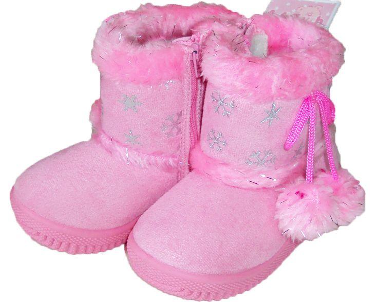 Pikkutyttöjen Nilkkurit  http://vauvan-vaatteet.fi/pikkutyton-saappaat-vaaleanpunaiset