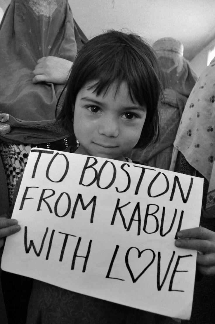 To Boston. From Kabul. With Love. – Principle Pictures