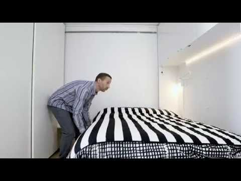 IKEA Moveable Wall Project- IKEA Small Space Solutions