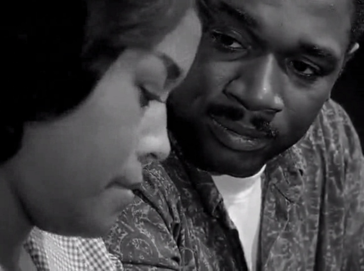 Josie Dawson Abbey Lincoln To Duff Anderson Ivan Dixon No Point Running Away From Coincidence Nothing But A Man Directed By Michael Roemer