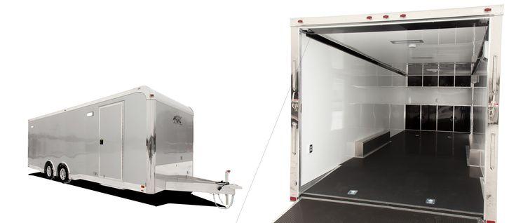 ATC Trailers - Enclosed Car Hauler