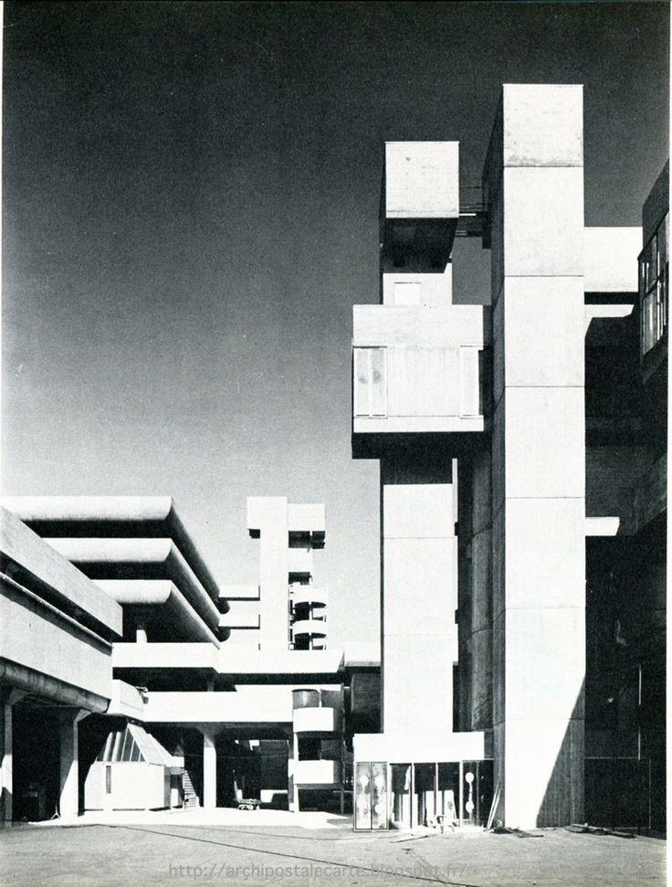 32 best brutalism usa vs urss images on pinterest for Architecture urss