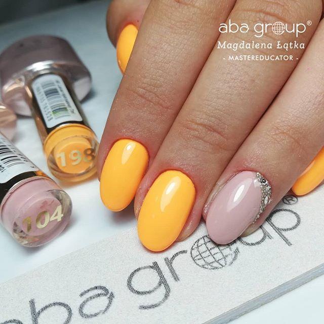 Pin by Gosiagosia on ABA GROUP NAILS   Gel nails, Nails