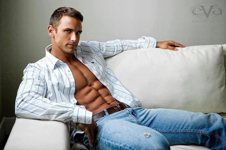 David Morin #model #fitnessmodel #abs | Abs | Pinterest