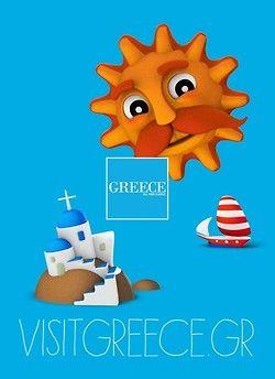 Beetroot design group x Visit Greece