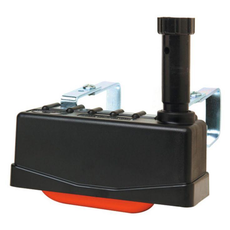 Little Giant Farm & Ag Plastic Trough-O-Matic Anti-Siphon Float Valve - 2261-6841