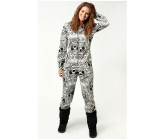 Boohoo - ONESIES to Keep You Toastie Warm This Winter - GOthat deals, offers, and discounts