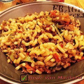 Indische macaroni