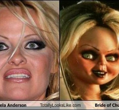 Pamela Anderson - Funny Look Alike | All Comedy Pics ...