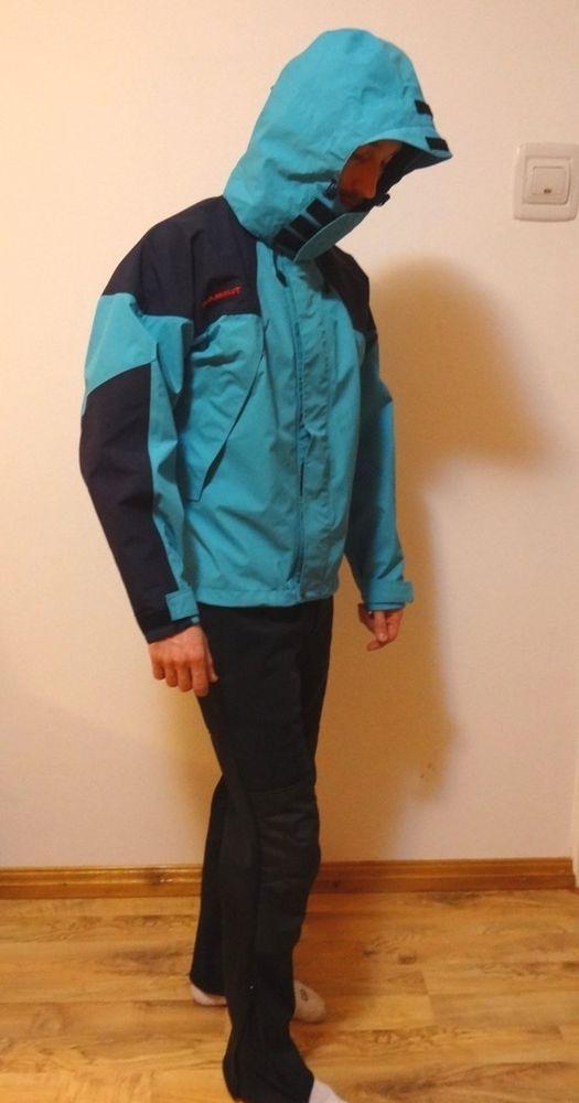 Mammut GoreTex XCR Mountaineering Jacket
