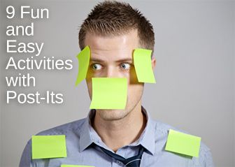 How to Make Sure Your Reading Lesson Sticks: 9 Fun and Easy Activities with Post-Its