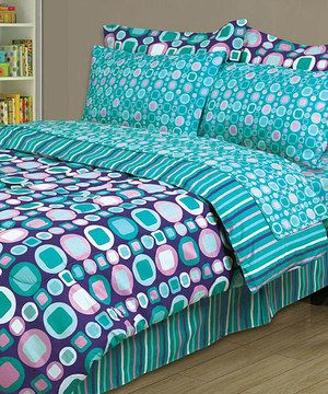 beatrice home verve bedding set colors of and psychedelic