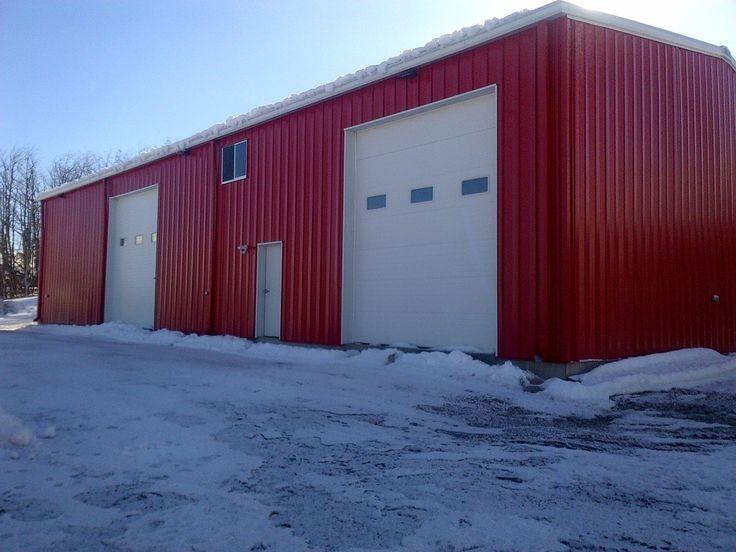 Best 25 prefab garages ideas on pinterest prefab garage for Garage building kits canada