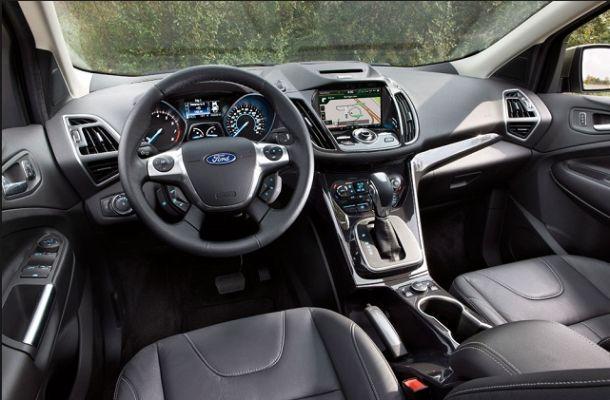 2016 Ford Escape - Interior