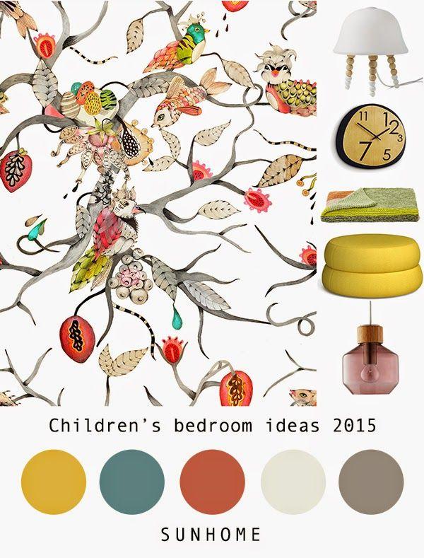5 tips til å dekorere et barnerom