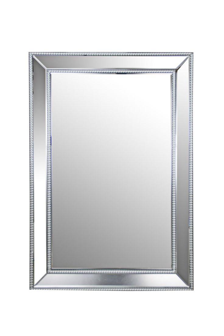 Hinged bathroom mirrors - Rosemeade Mirror Small