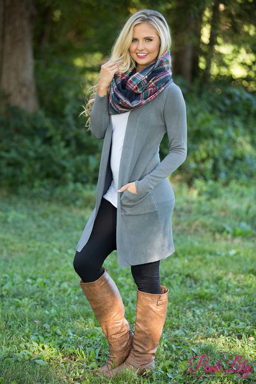 Classic cardigans like these are so versatile and easy to wear - you'll be hanging on to these for so many seasons!