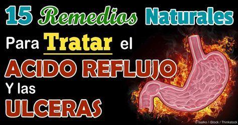 Usted no necesita un medicamento para tratar los problemas gastrointestinales como el reflujo ácido y las ulceras — existen 15 remedios naturales. http://articulos.mercola.com/sitios/articulos/archivo/2014/05/12/tratamiento-para-ulcera-acido-reflujo.aspx