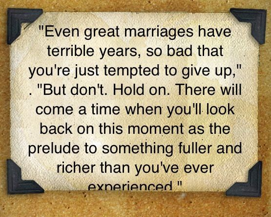 Image result for married couple serving together quote