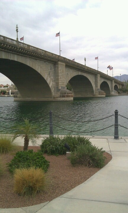 The real london bridge in lake havasu my travels pinterest for Design agency london bridge
