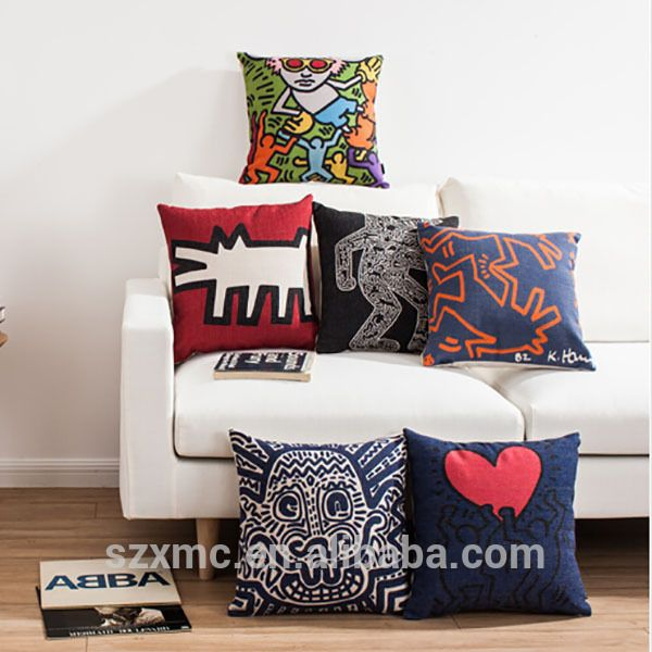 Latest Design 100 Linen Printing Wholesale And Customize Cushion Covers Printed Pillow Cases Find Complete Details About Latest Design 100 Linen Printing Wh