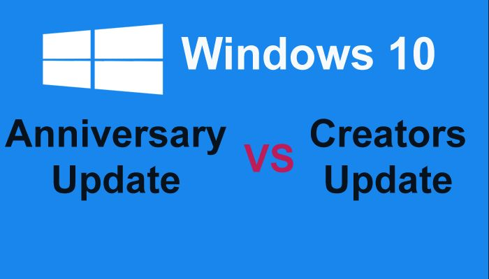 From Paint 3D to Game Mode Creators Update is having amazing new features. Here find out the best difference between Creators Update & Anniversary Update... @http://www.fixwindowserrors.biz/blog/difference-between-windows-10-anniversary-update-creators-update