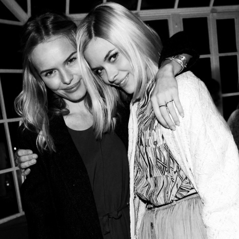 Kate Bosworth and Jamie King