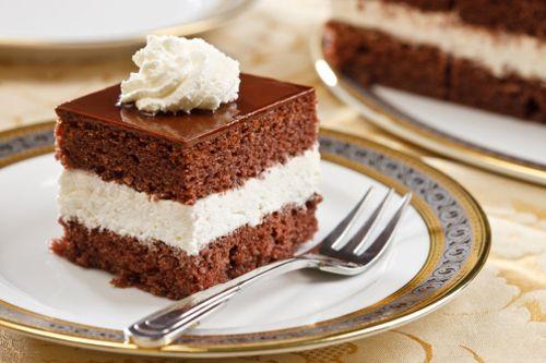 Torta panna e nutella. Uno schiaffo alla dieta