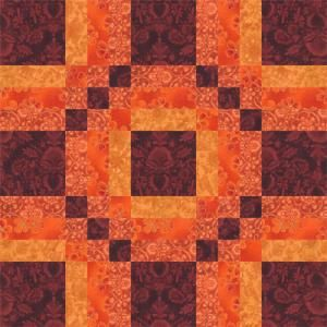 """Give One of My Five-Patch Quilt Block Patterns a Try: 15"""" Album Quilt Block Pattern"""
