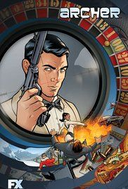 Archer (2009- ) full episodes