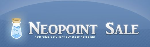 Buy Neopoints and Neopets Items and become a neomillionaire today! Instant delivery on select items in addition to unbeatable service and prices!