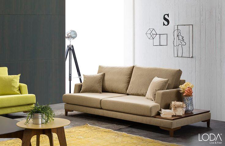 Şık tasarımı ve konforlu yapısıyla Nova Koltuk evinizin havasını değiştirecek…