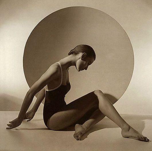 Horst P. Horst, Chanel Beauty, 1987