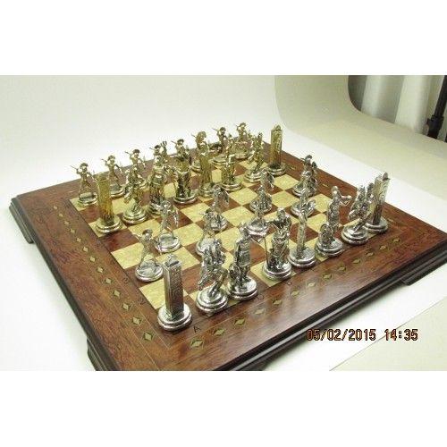 Satranç takimi - poseidon - metal döküm ürünü, özellikleri ve en uygun fiyatların11.com'da! Satranç takimi - poseidon - metal döküm, satranç kategorisinde! 49455489