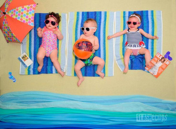 Fotos bebés originales y graciosas