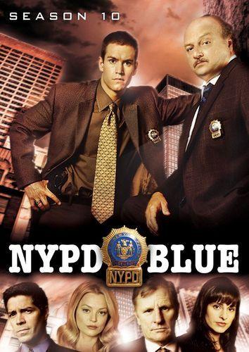Nypd Blue: Season Ten [DVD]
