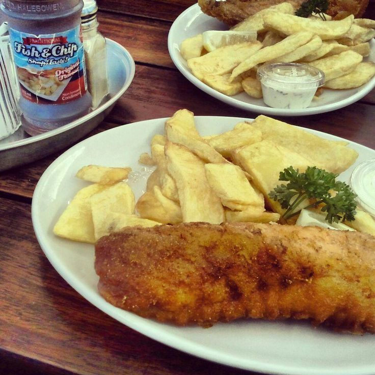 fish & chips londra