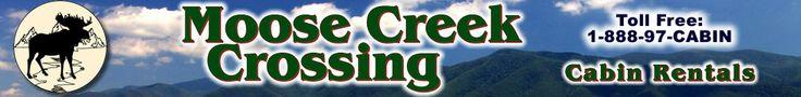 Moose Creek Crossing Pigeon Forge Cabin Rentals