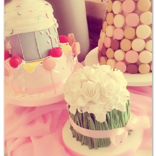Cutey Cakes from Bali Catering Company