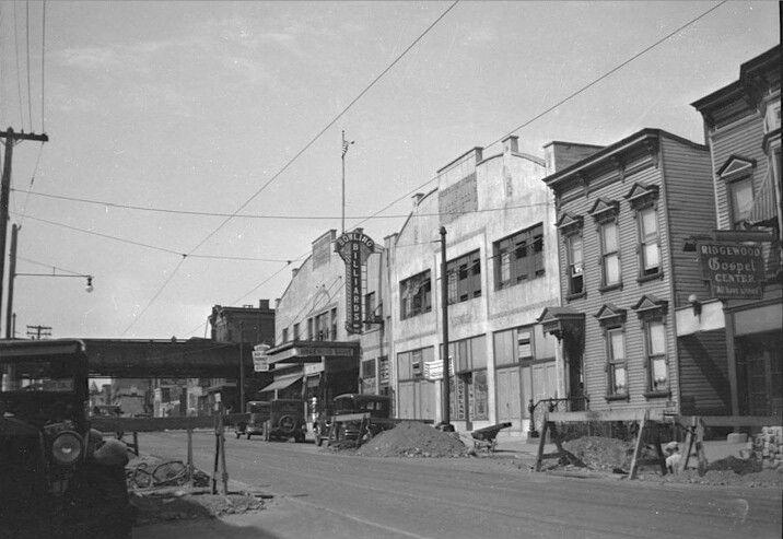 1306 St Nicholas Avenue New York: St Nicholas Ave Near Palmetto Street, Ridgewood, NY, 1920s