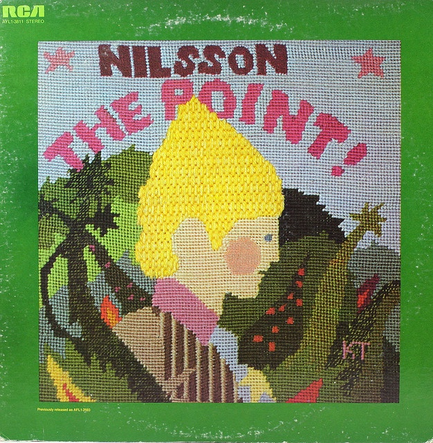 The Point Harry nilsson, Album covers, Album cover art