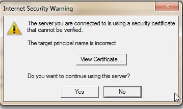 Outlook 2010: The server you are connected to is using a security certificate that cannot be verified – InMotion Hosting #outlook #email #security http://denver.remmont.com/outlook-2010-the-server-you-are-connected-to-is-using-a-security-certificate-that-cannot-be-verified-inmotion-hosting-outlook-email-security/  # Outlook 2010: The server you are connected to is using a security certificate that cannot be verified The server you are connected to is using a security certificate that cannot…