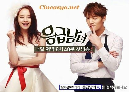 Emergency Couple - Kore Dizi Tanitim | Asya,Güney Kore Tv ve Sinema Dünyasi http://goo.gl/D1Kvba