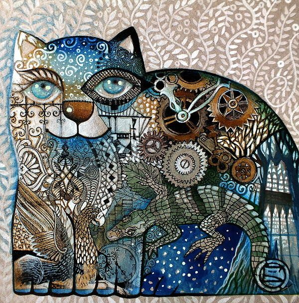 это коты декоративные картины каждого вышеназванных домов