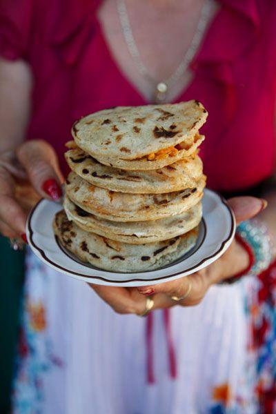 Gorditas Zacatecanas (Zacatecan Baked Masa Cakes)  Recipe - Saveur.com