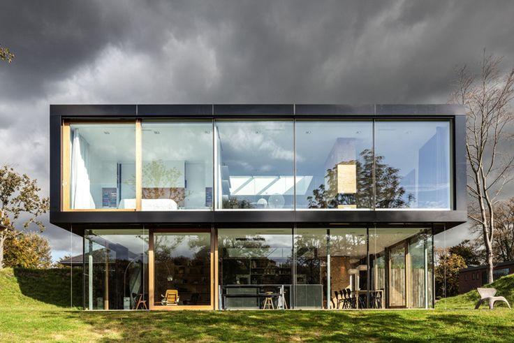 VILLA V by Paul de Ruiter Architects and i29 interior architects