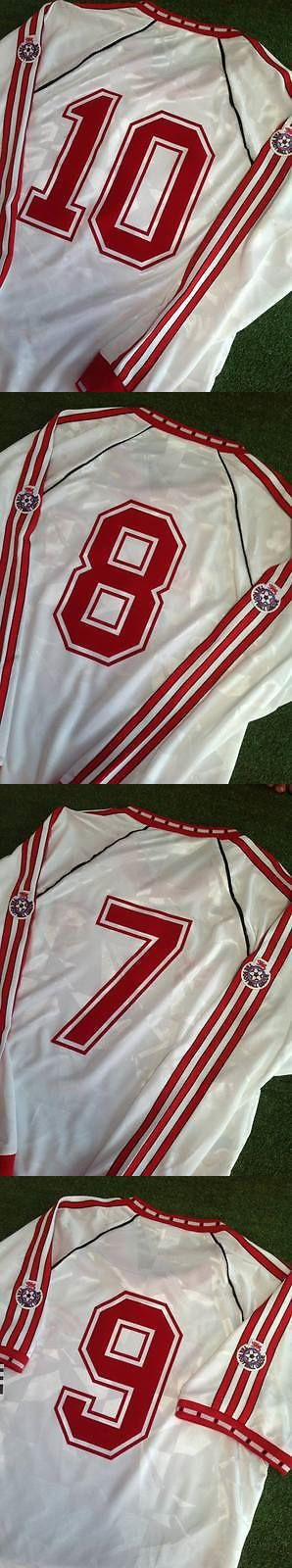 Soccer-Other 2885: Manchester United Away Final Cup 1991 Winner Retro Shirt -> BUY IT NOW ONLY: $38.9 on eBay!